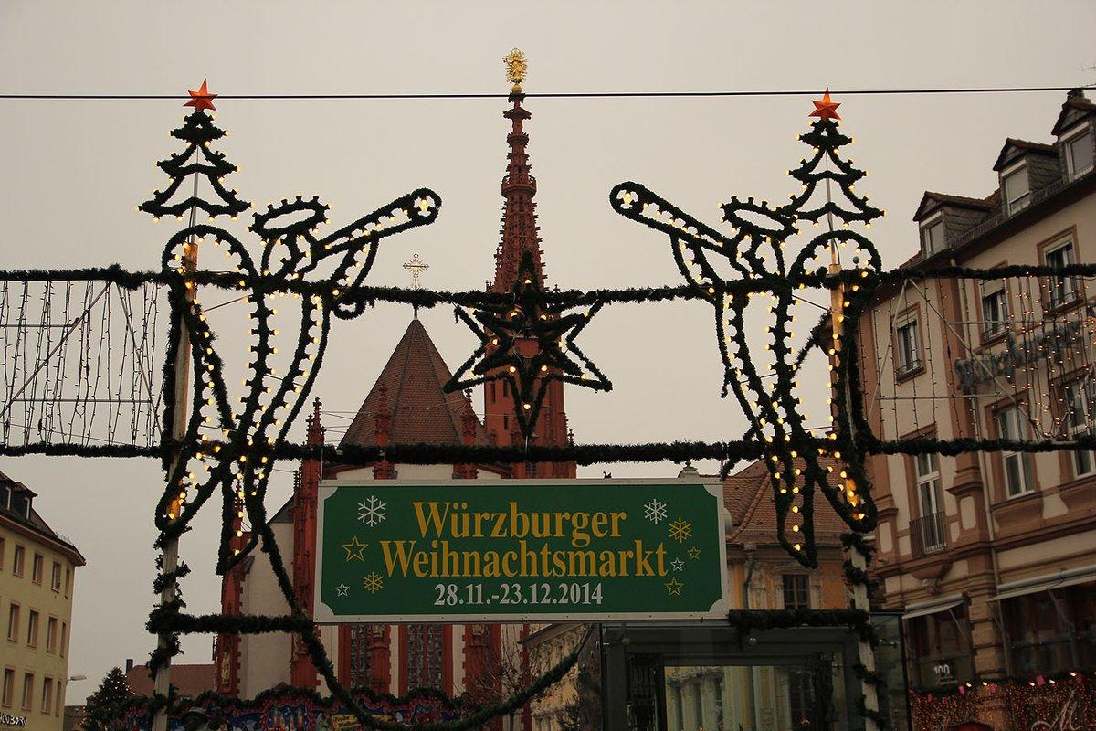 Weihnachtsmarkt Würzburg.Impressionen Vom Würzburger Weihnachtsmarkt Bürgstadt
