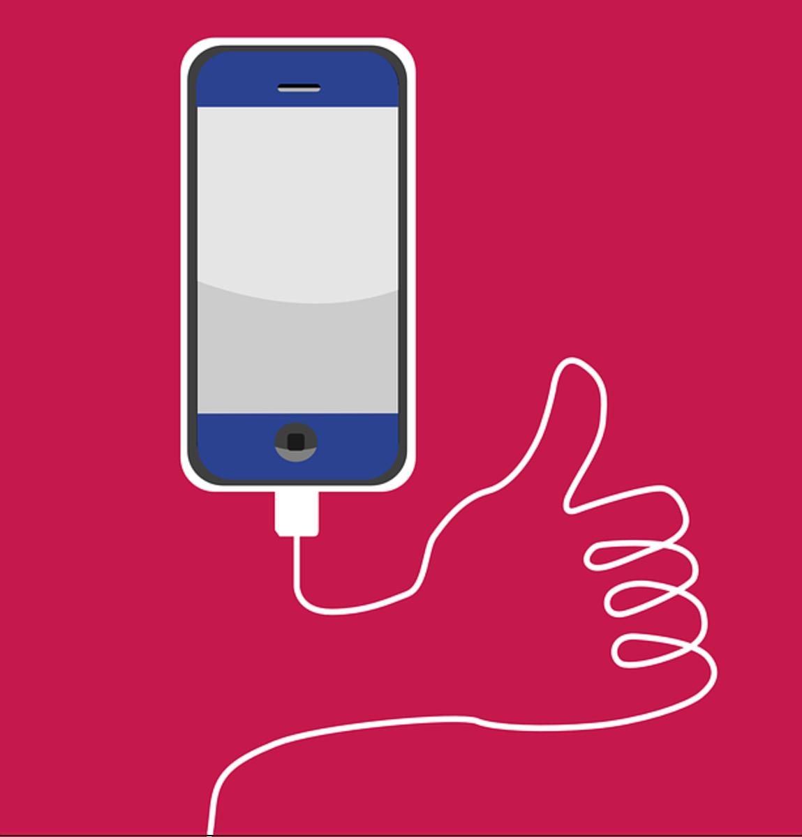 Die Neue Qi Technik Smartphones Ohne Kabel Laden Sternberg