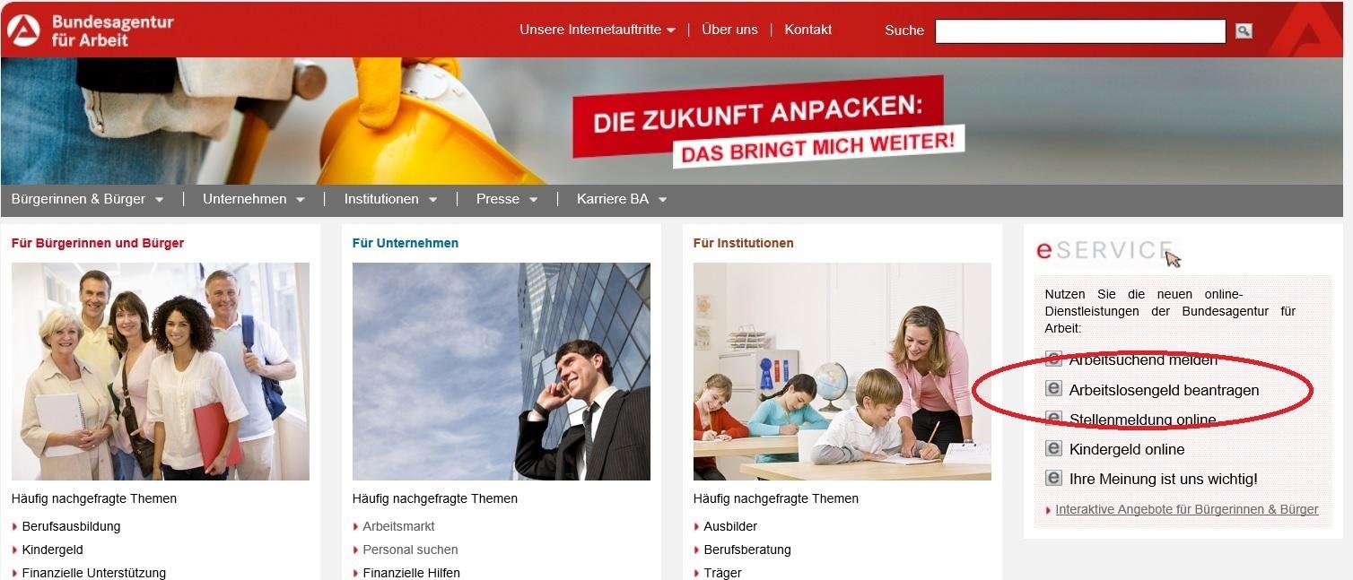 agentur für arbeit betriebsnummer beantragen online