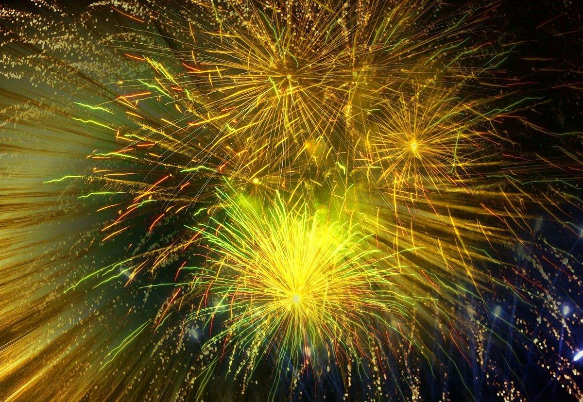 Wir wünschen euch ein neues Jahr / viel schöner als das alte war ...