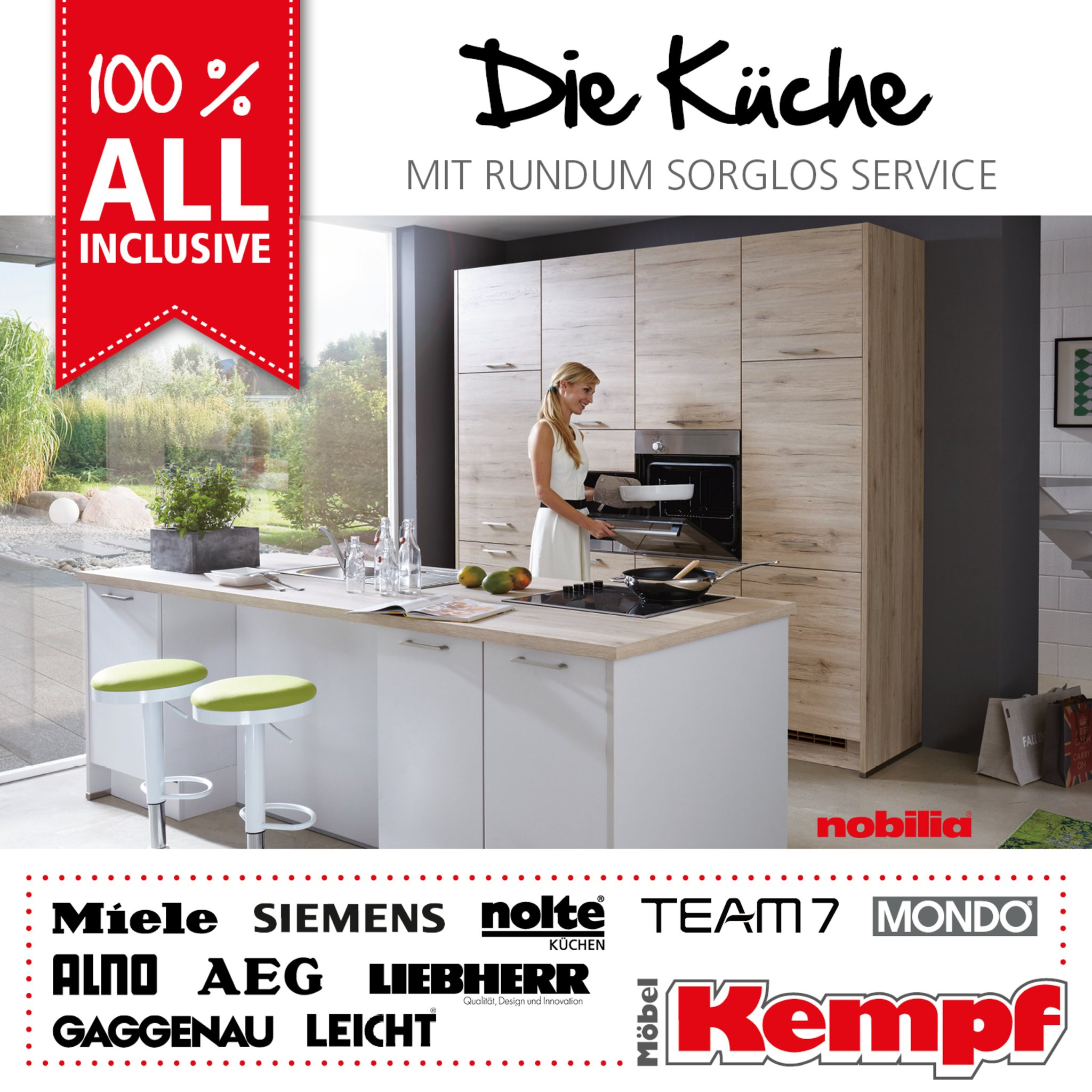 m bel kempf in aschaffenburg und bad k nig bietet 100 prozent k chen service inklusive. Black Bedroom Furniture Sets. Home Design Ideas