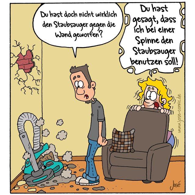 Comic Streit