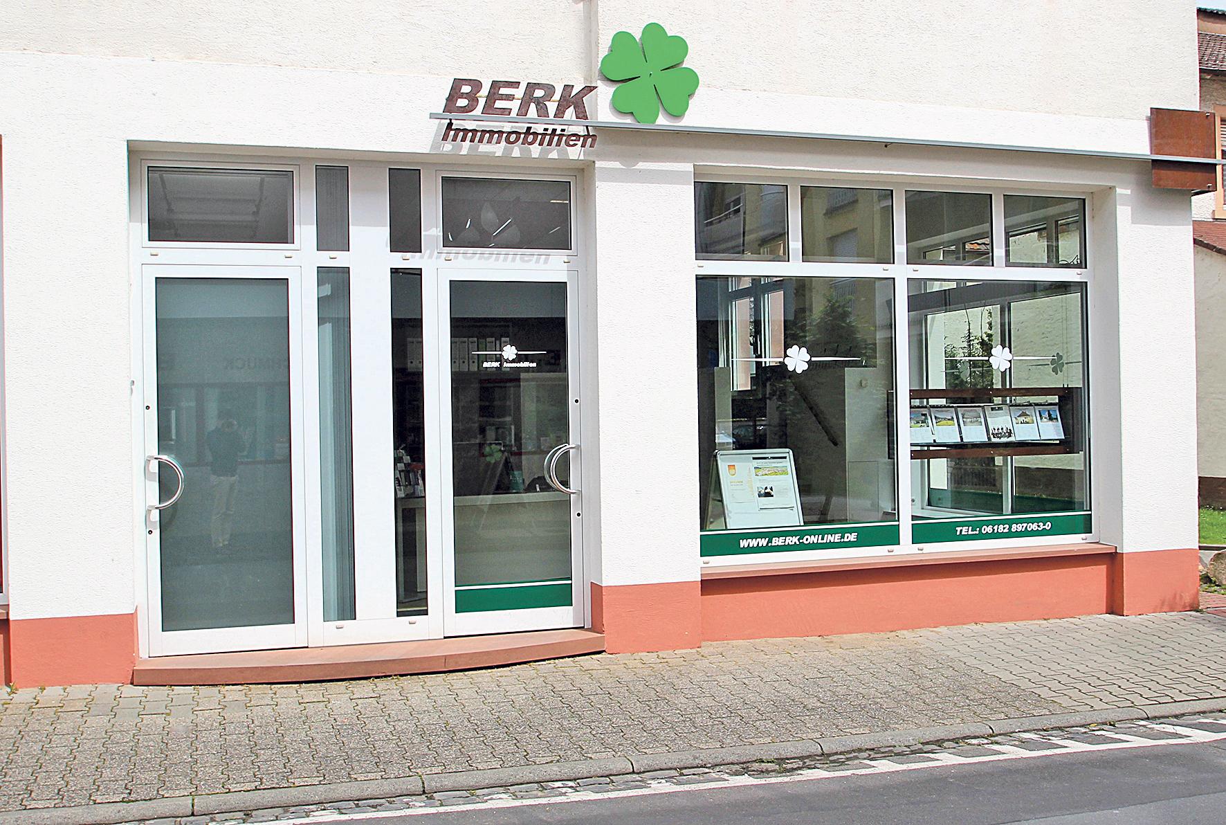 Immobilien verkaufen mit dem Profi BERK Immobilien in