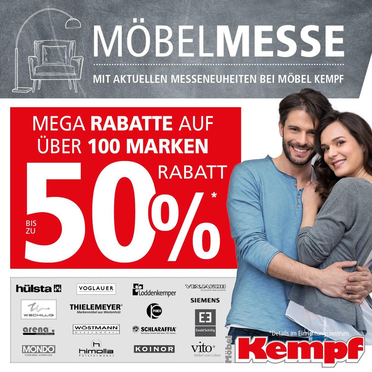 Die Große Möbelmesse Bei Möbel Kempf Mit über 100 Marken Zu
