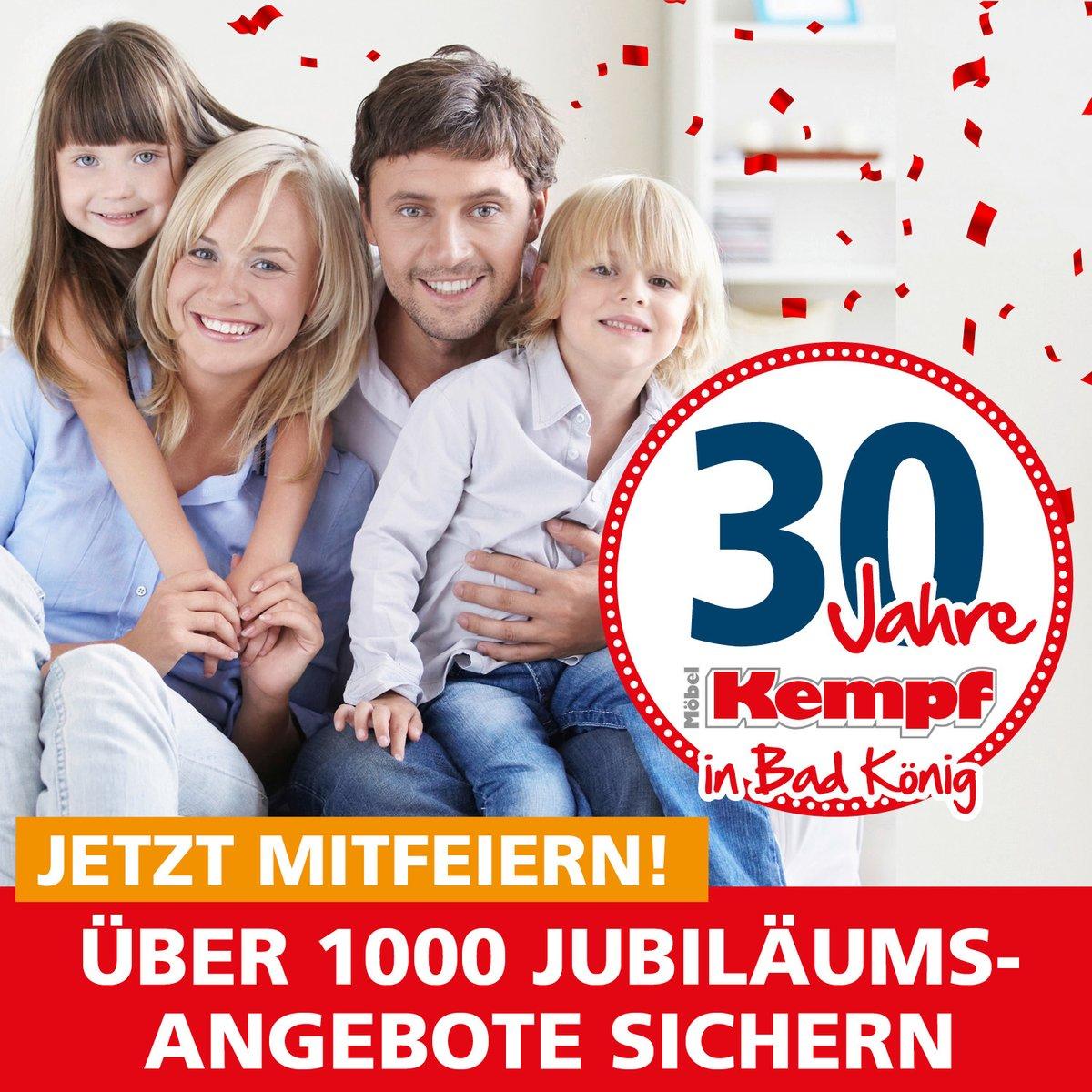 Möbel Kempf In Bad König Feiert 30 Jahre Aschaffenburg