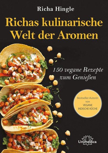 150 vegane Rezepte zum Genießen: Buchtipp: Richas ...