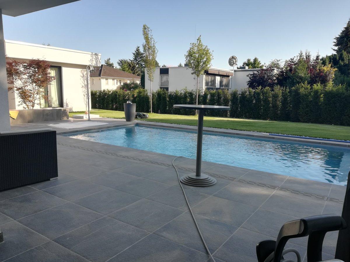 Gartengestaltung Terrassen Der Erweiterte Wohnraum Der Ganzen