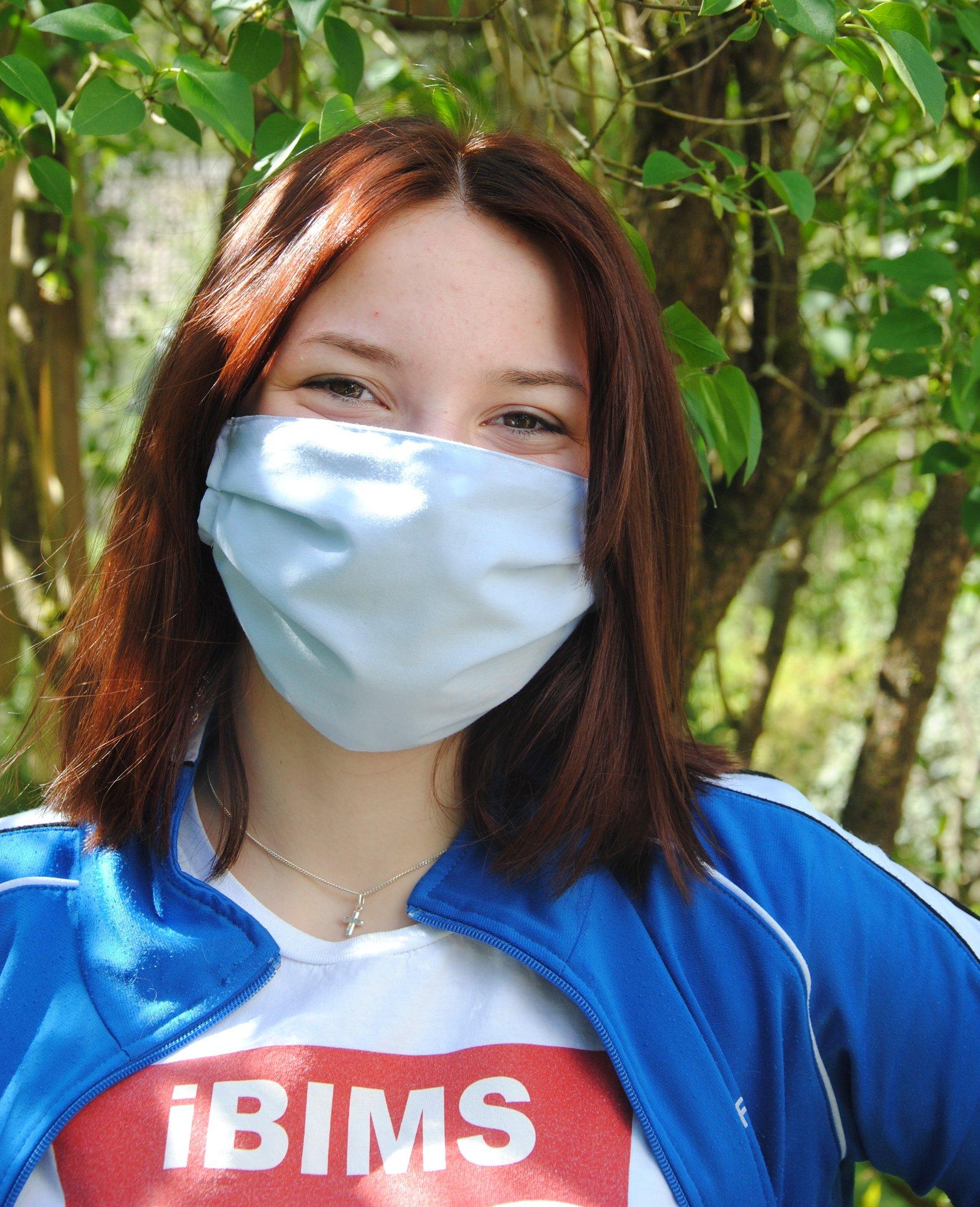 Nähanleitung: Mund-Nasen-Schutz selbst nähen - Miltenberg