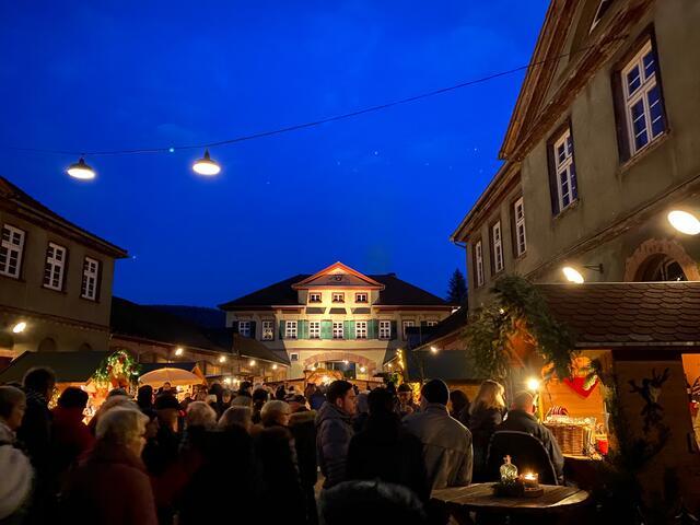Weihnachtsmarkt Odenwald 2021
