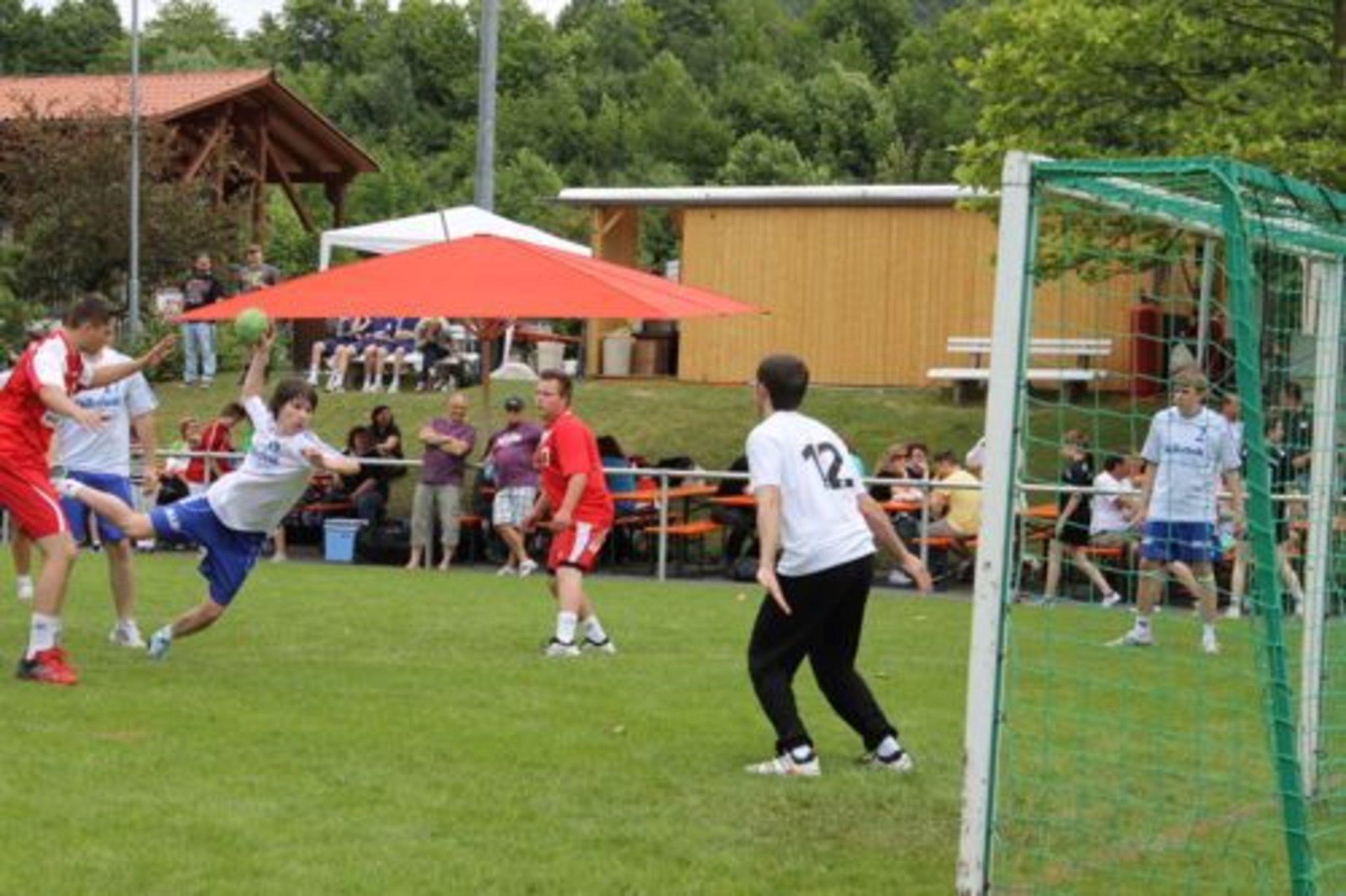 7  Nightball Handball Turnier des TV Bürgstadt